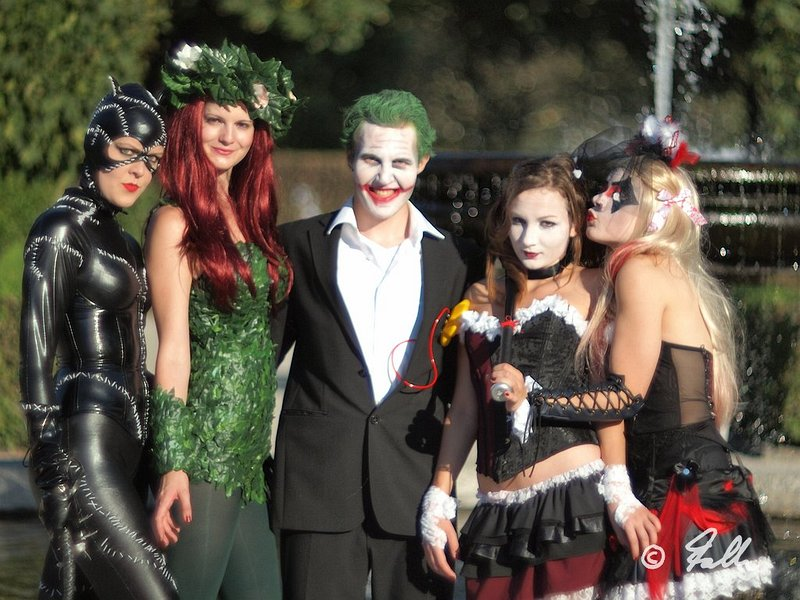 Cosplay Group   © Falk 2015